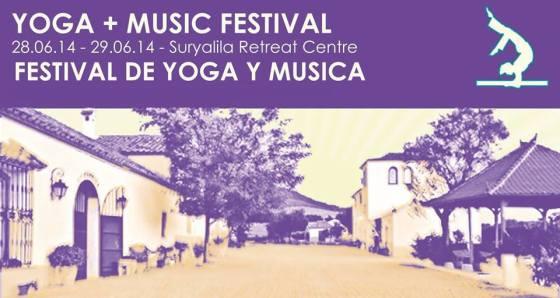 Yoga & Music Festival 28.06.14 - 29.06.14 Festival de yoga y musica